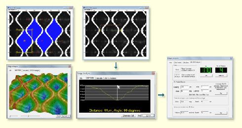 AniCAM_3D 凹版量測管理系統