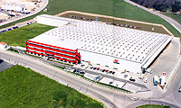 Comexi 位於巴塞隆納 Girona 的工廠